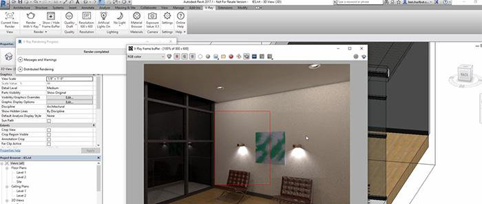 V-Ray for Revit: Quick Start – IES Lights · 3dtotal · Learn
