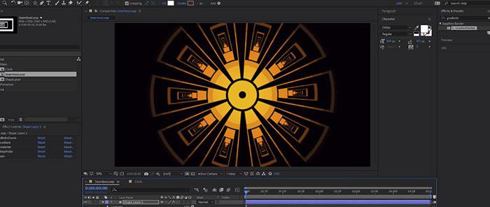 Infinite Zoom Tutorial - Sapphire for After Effects