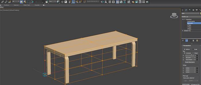 ReDeform is a plugin for 3ds Max that allows you to redefine object