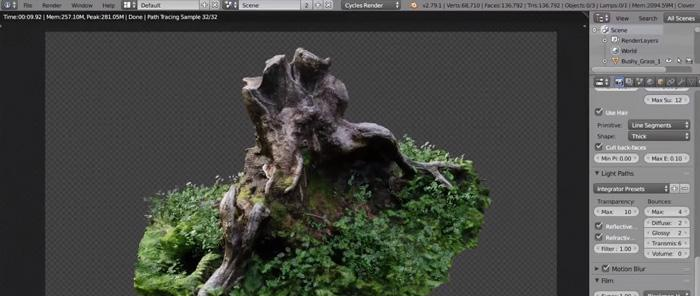 learn how to do photogrammetry and create 3d scans with
