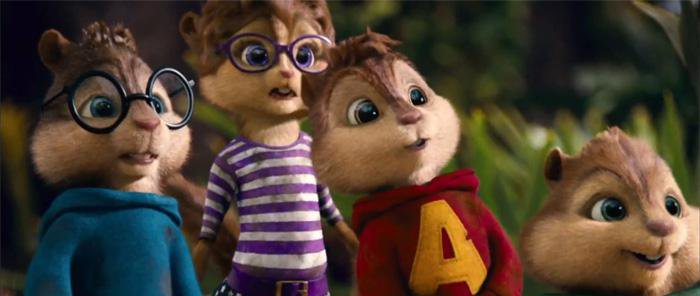 Alvin and the Chipmunks: Chip Wrecked - Trailer · 3dtotal