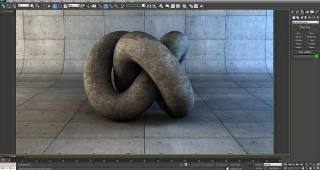 Ivy Generator Scene with V-Ray 2 0 · 3dtotal · Learn | Create | Share