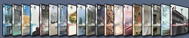 Total Textures Complete Collection V1 > V19