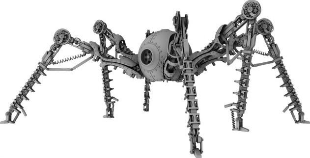 Fig. 19_robot_spider_assembled_front