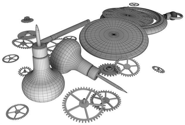 Fig. 23_spar_parts_tool_bench