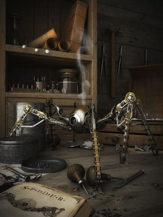 Fig. 47_spider_robot_render