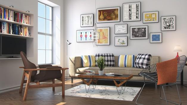 Lighting And Rendering In V Ray Interior 3dtotal Learn Create Share