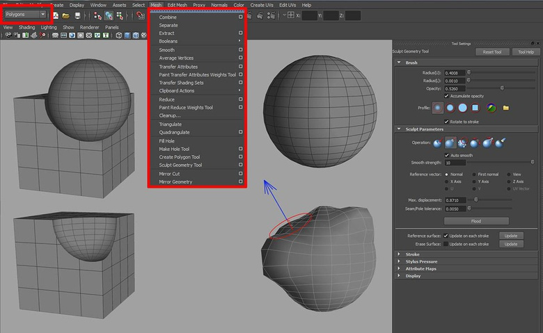 Introduction to Maya: Polygons, NURBs and Sub-Ds · 3dtotal