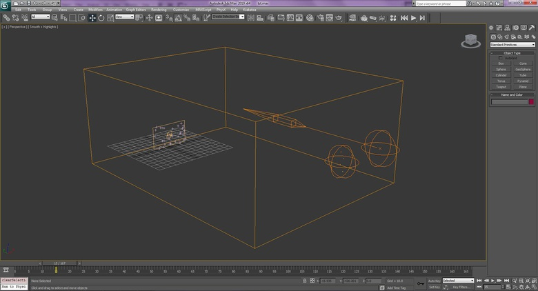 Setting the FumeFX Container, FFX Particle Source and the FFX Gravity Vector