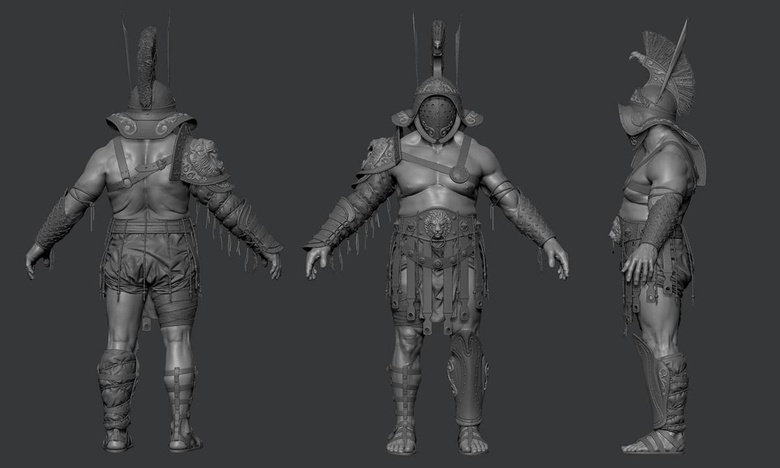 Final tweaks on the proportion of the model
