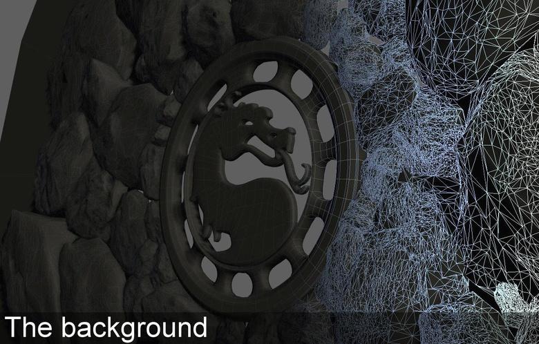 Making the <em>Mortal Kombat</em> logo