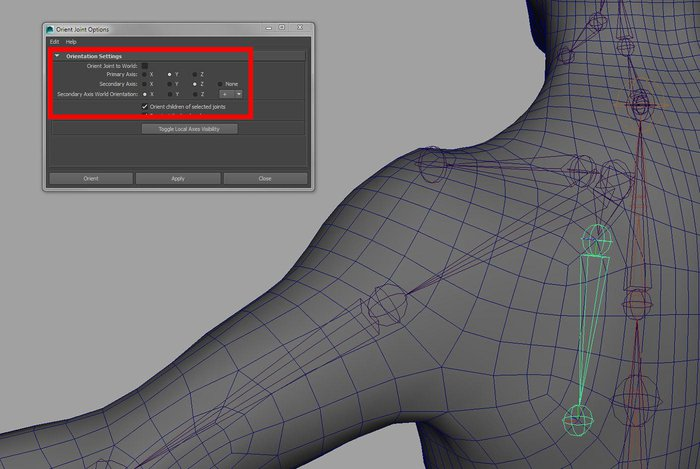 Introduction to rigging in Maya - Part 4 - Rigging the