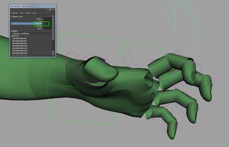 The scrunch pose: useful for scraping your digital fingernails against your digital blackboard