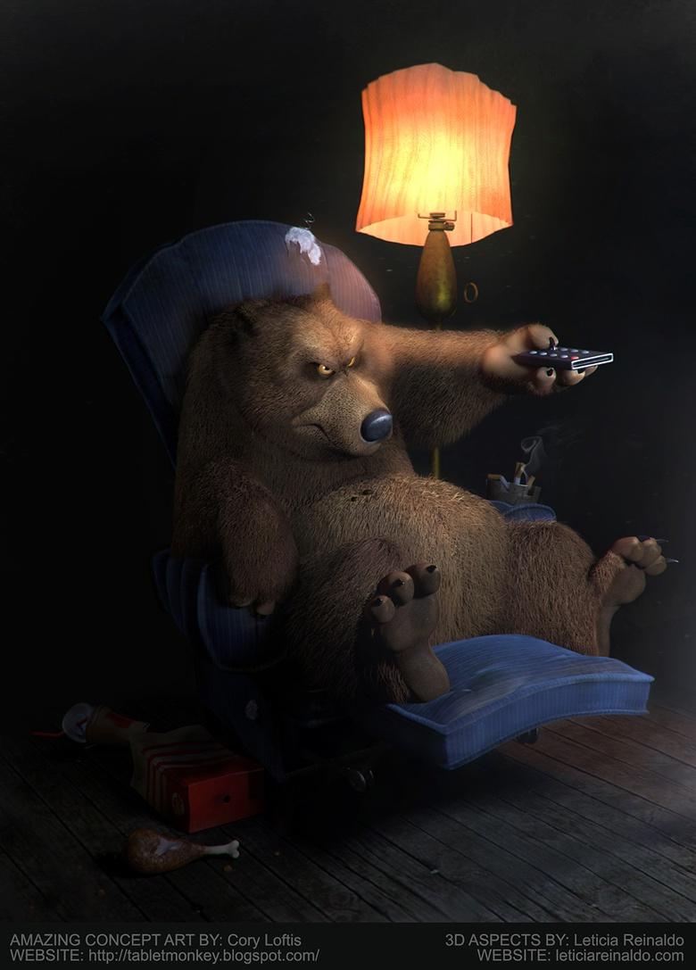 'Bear TV'
