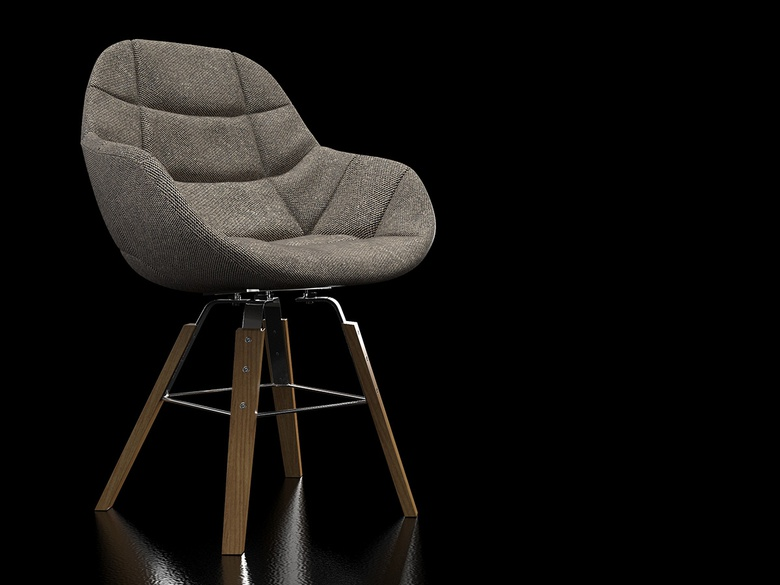 This is a beautiful chair designed by Ora Ito and modeled in 3ds Max