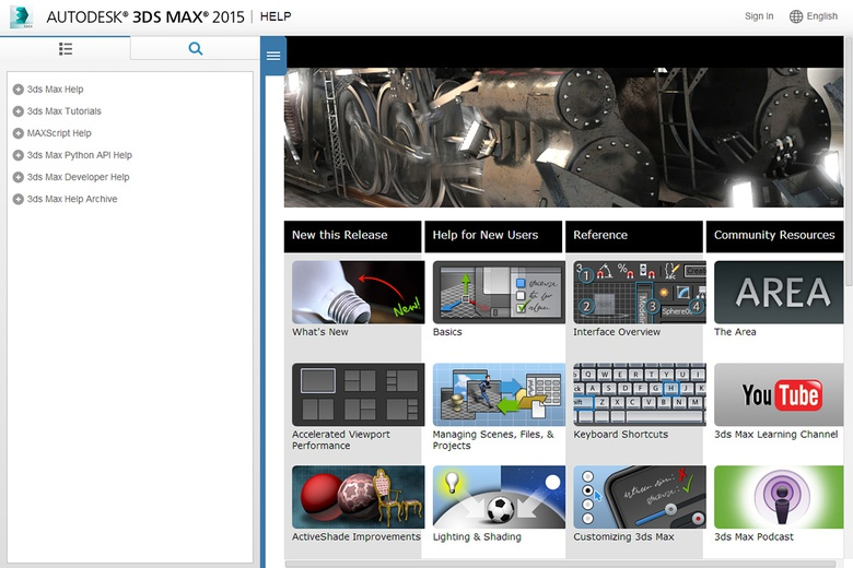 The help section needs to be your friend. I find the 3ds Max Help easy to get around and very well laid out