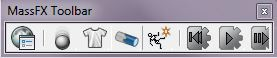 This toolbar gives you the primary tools that you need