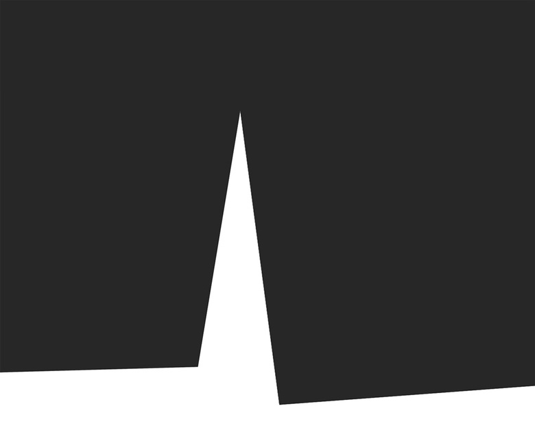 Dark shapes which I can build on and light up (the dark brown layer is turned off to better illustrate the shapes).