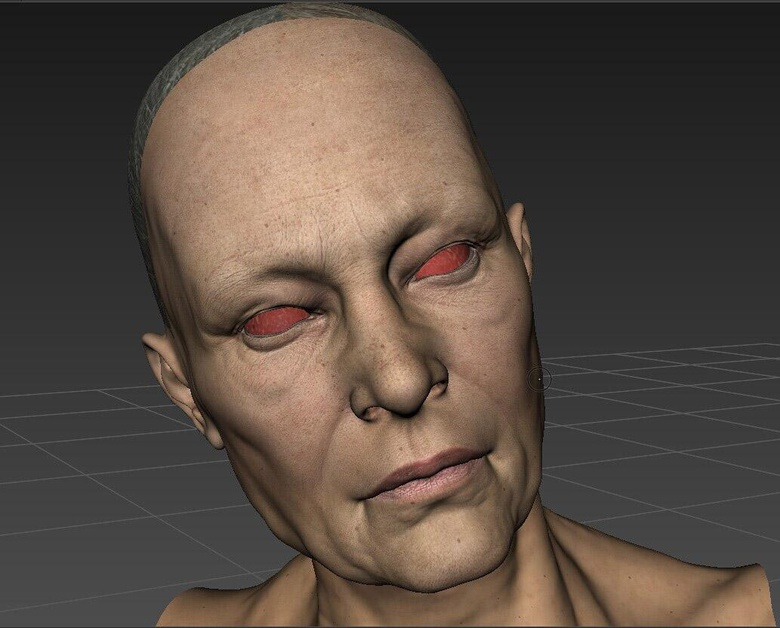 Repairing joints and mistakes in Mudbox