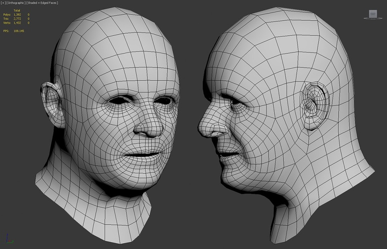 Using references to get a general form of the head