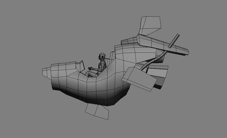 Modeling in Softimage