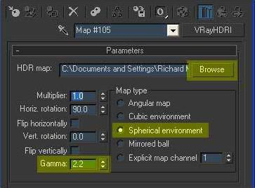 Using HDRI Maps with V-Ray and 3ds Max · 3dtotal · Learn