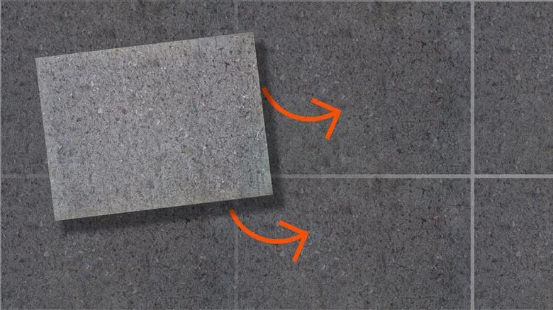 Tiling a texture