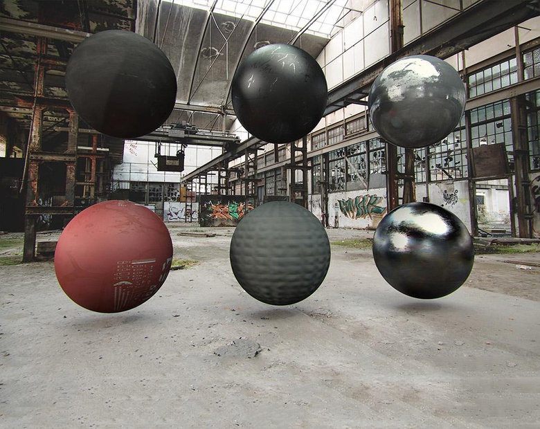 Look at your materials in your HDRI environment with shader balls before final rendering setup