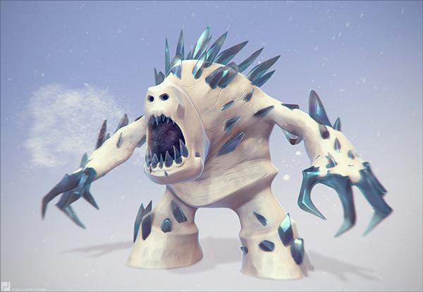 The making of 'MarshMallow' · 3dtotal · Learn   Create   Share