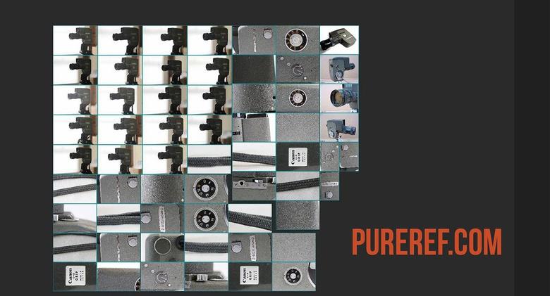 Using Pureref to organize my photos
