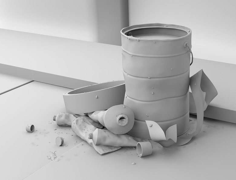 And ambient occlusion renders? (I did NOT use this to comp my image!!)