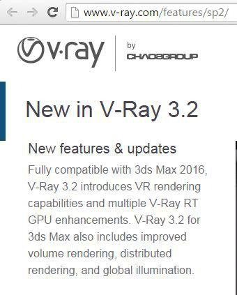 <h5>All of the new features are detailed on the V-Ray website. V-Ray's communication has really improved over the last few years so do make use of the content they are putting out</h5>