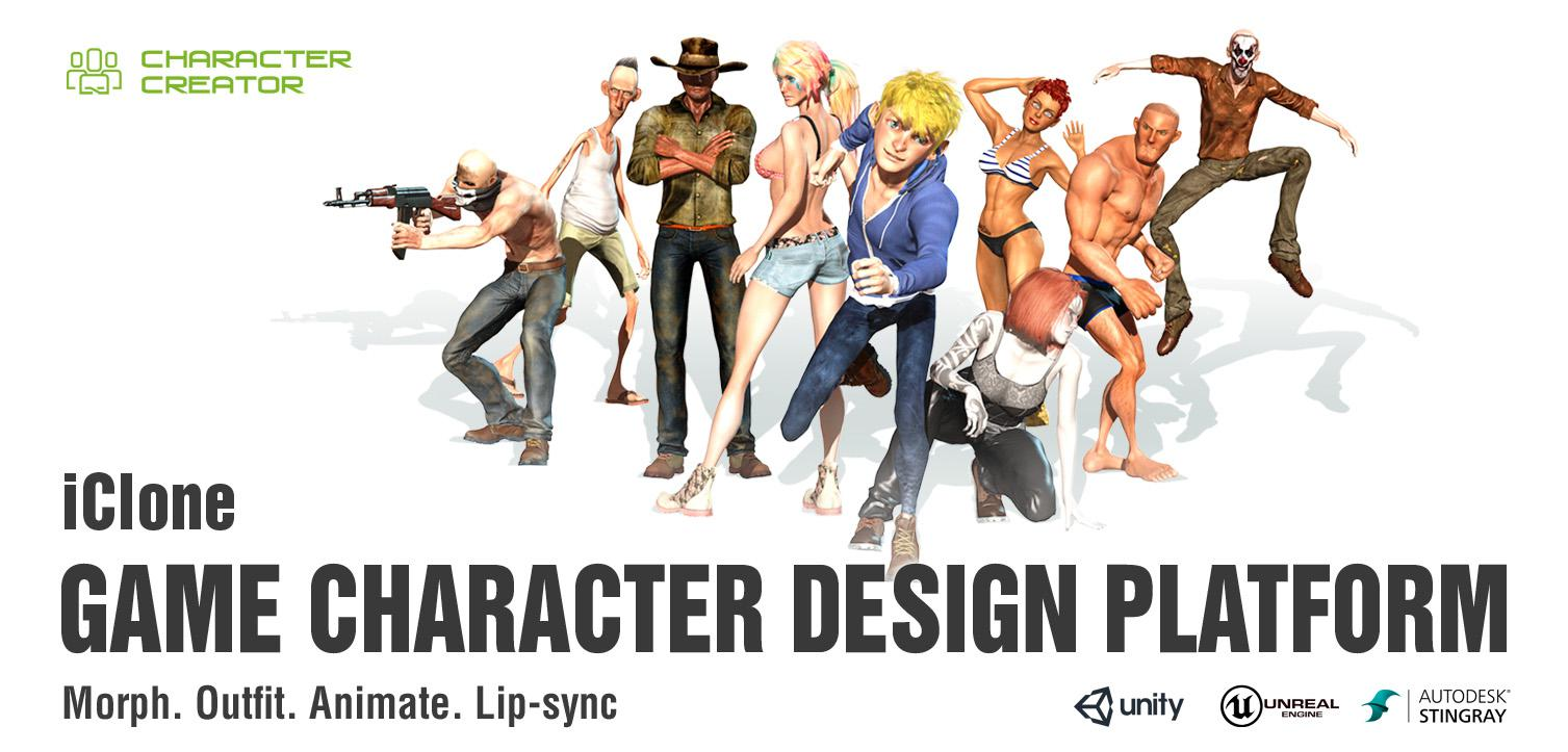 2d Character Creator Software