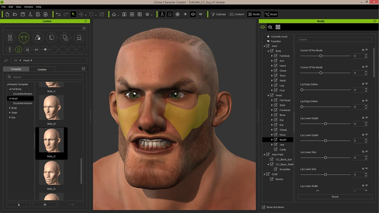 Craft game characters with Reallusion's iClone software · 3dtotal