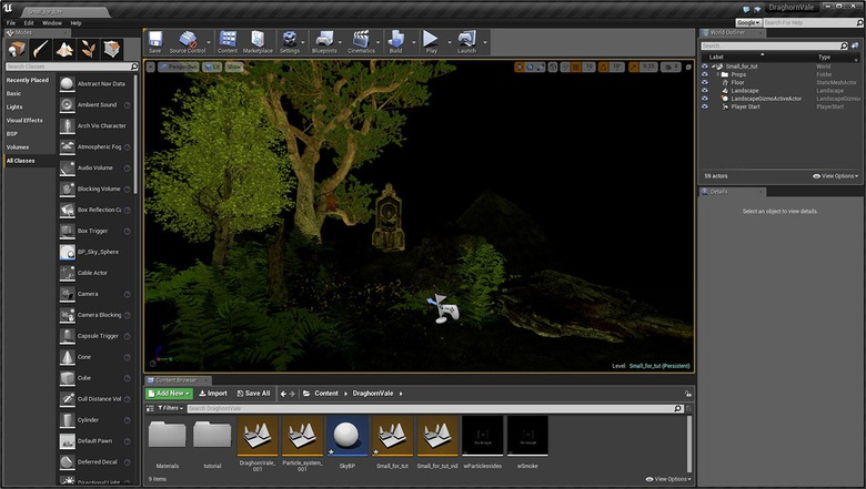 Unreal Engine Part 5: Introducing the skybox · 3dtotal
