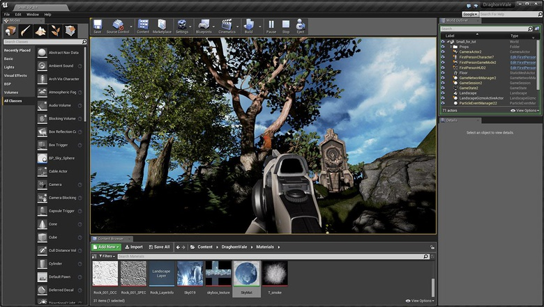 Unreal Engine Part 5: Introducing the skybox · 3dtotal · Learn