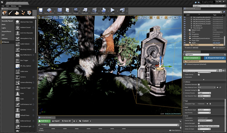 Unreal Engine Part 7: Teleporters · 3dtotal · Learn | Create