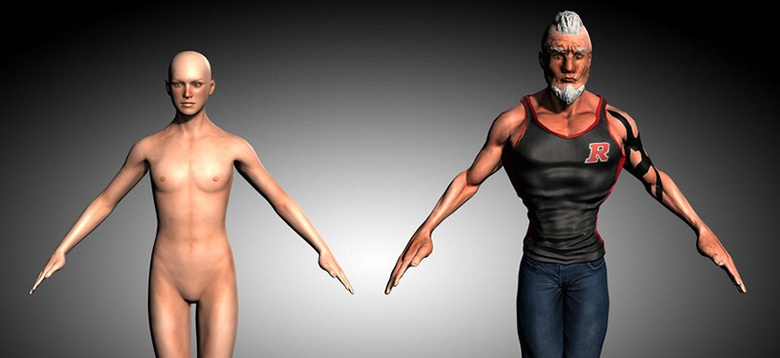 Morph, Sculpt & Create 3D Characters with Reallusion Character