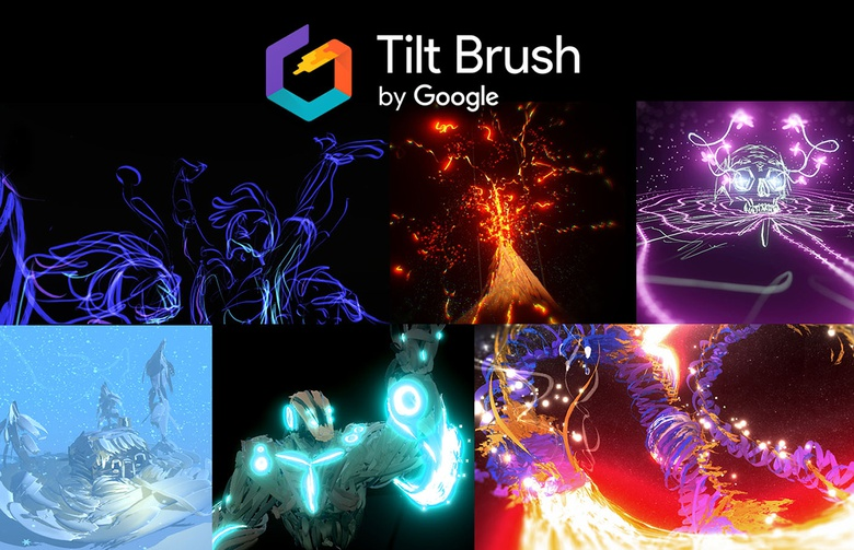 Tilt Brush is the simplest of ideas but is a truly inspiring experience and a joyful demonstration of UX for VR.