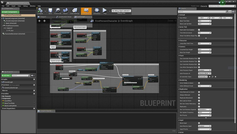 Unreal Engine Part 17: Weapon and impact setup · 3dtotal