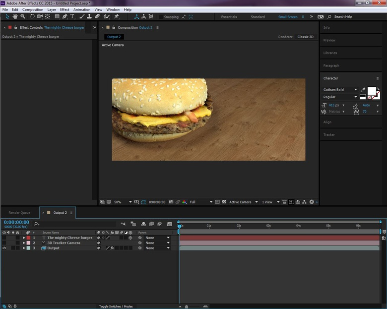 Motion tracking is so powerful. Get to grips with it and it'll open up a wealth of possibilities