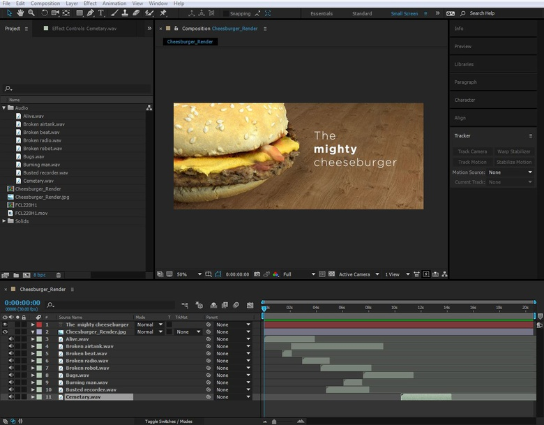Exporting takes the timeline and turns it into a video files.