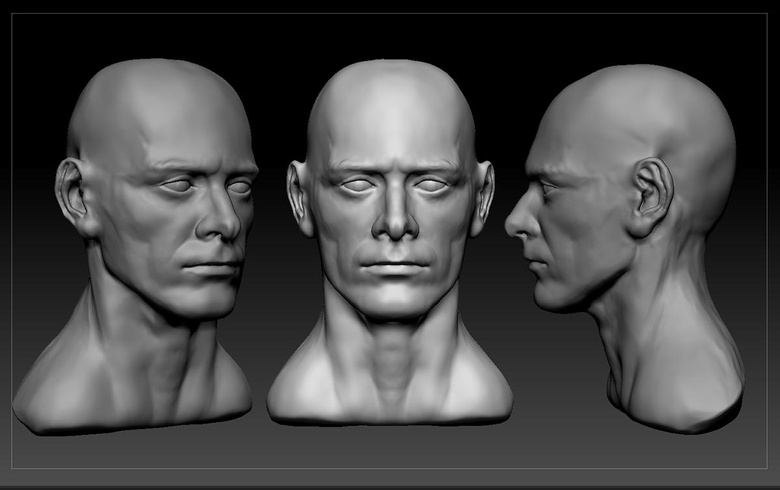 Sculpting secondary forms