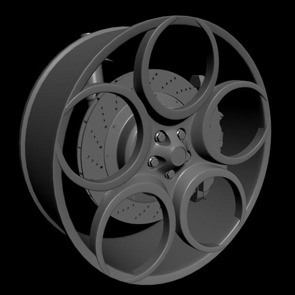 Making Of 'Alfa Romeo Competizione C8 Spyder Studio