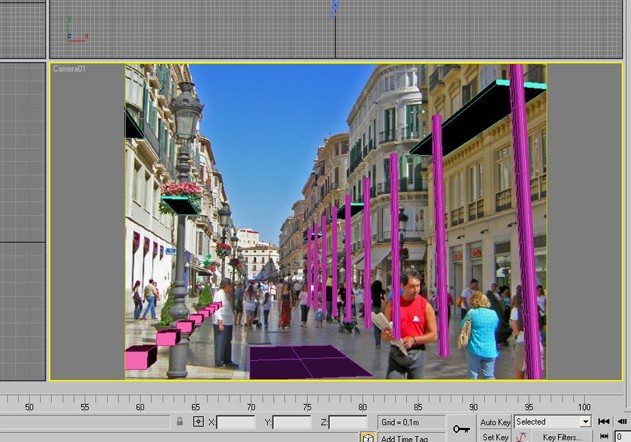 Camera Matching in Six Steps in 3ds Max · 3dtotal · Learn | Create