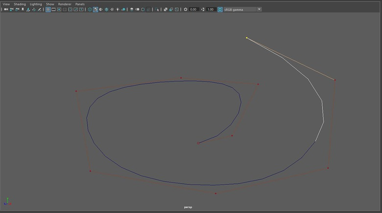 Animate your objects along a path rather than manually animating them.