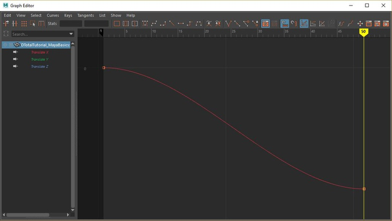 Use the graph editor to fine tune your animation curves.