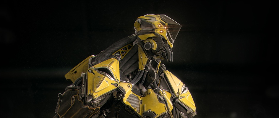 Sculpt a detailed ZBrush mech · 3dtotal · Learn | Create | Share