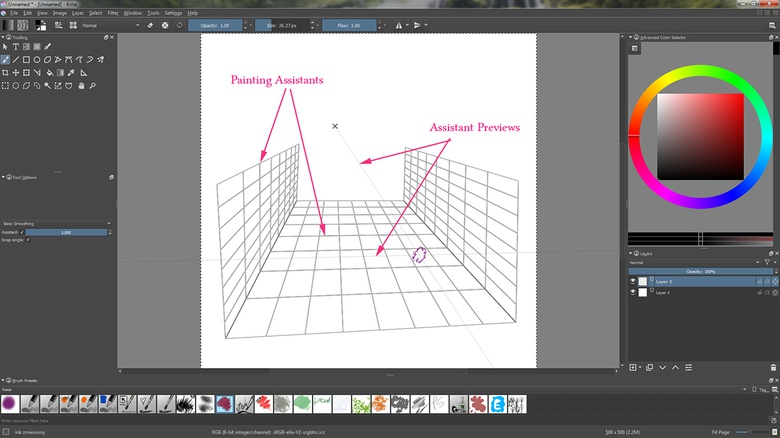 Know the Basics: Krita Part 3: Advanced Settings · 3dtotal · Learn