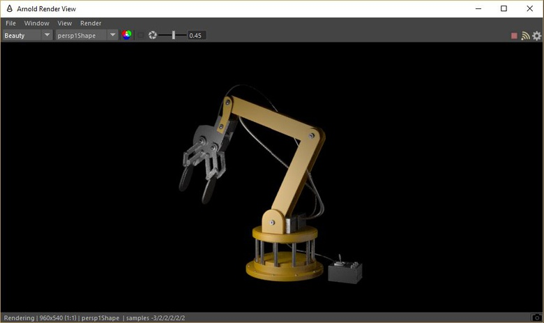 Know the Basics: Maya Part 9: Rendering · 3dtotal · Learn | Create
